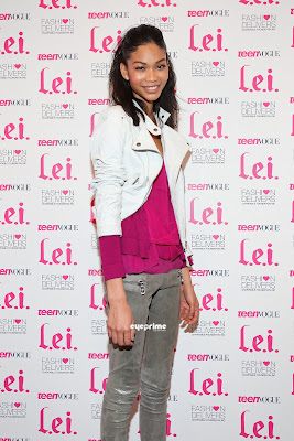 Chanel Iman Hot Photo
