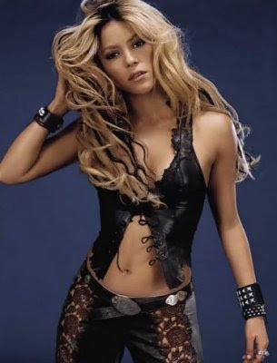 Shakira Isabel Hot Photo