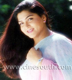 Kushboo Sundar Hot Photo