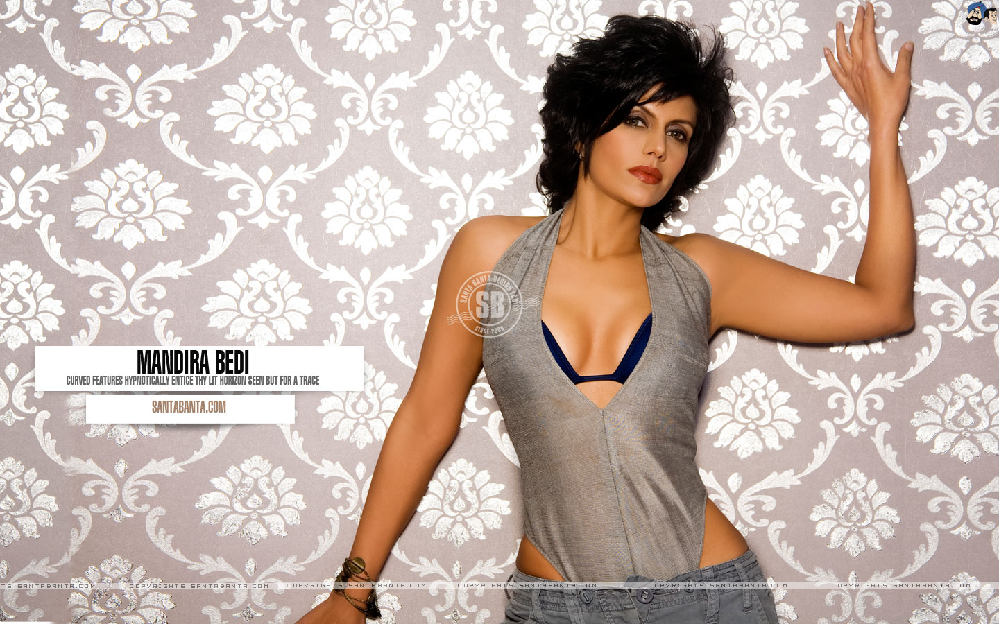 Mandira Bedi Hot Picture