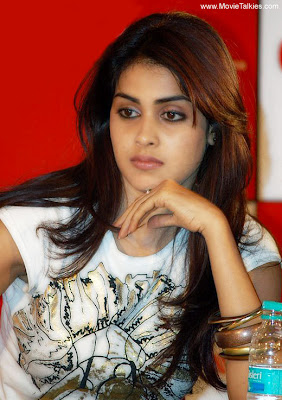 Genelia D'Souza Beautiful Classic Photo Shoot
