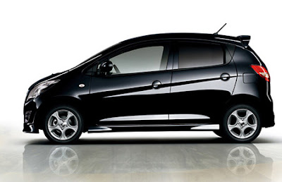 New Maruti  Cervo picture and Specification