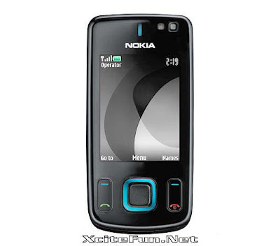 First Look Reviews - Nokia 6600 Smallest Slider Mobile Phone pictures