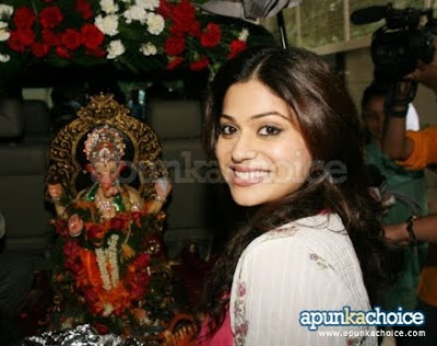 Shilpa Shetty and Raj Kundra official Ganpati Visarjan pictures