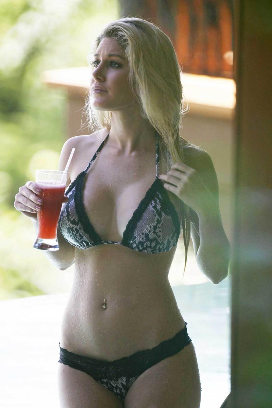 Heidi Montag Bikini Body photo