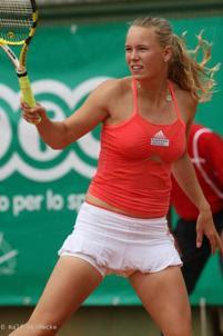 caroline wozniacki,Tennis Player