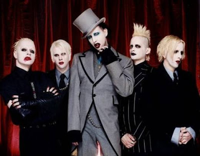 Marilyn Manson is American musician,Artist