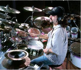 Mike Portnoy American drummer primarily