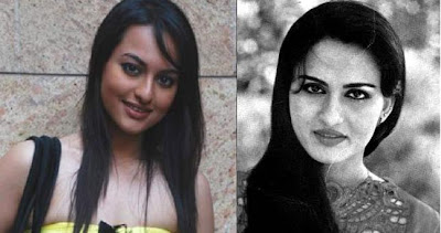 Sonakshi Sinha paste copy of Reena Roy – just like Ctrl C & Ctl V