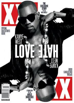 Kanye West Covers XXL Pics