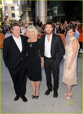 Sam Worthington The Debt Movie Premiere Photos