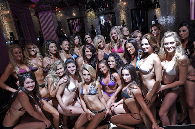 Lotus Nightclub group's 2011 swimsuit calendar competed Local Model Pictures