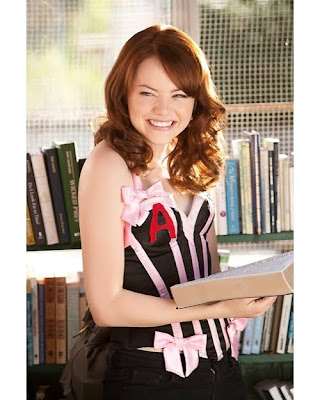 Emma Stone, Hollywood Actress