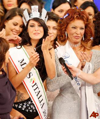 Miss Italia (Miss Italy) 2010 - Francesca Testasecca Pictures