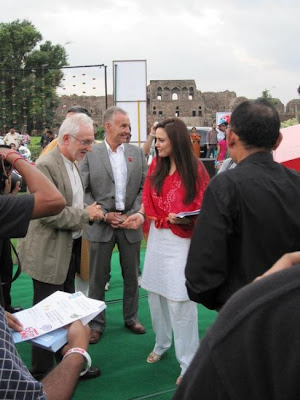 Preity Zinta attended at a charity event