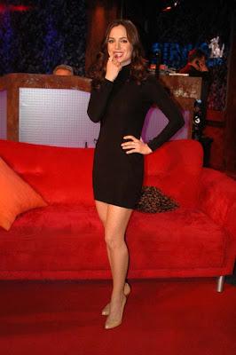 Eliza Dushku, American actress