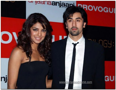 Priyanka Chopra and Ranbir Kapoor visit @ Provogue Fashion Show