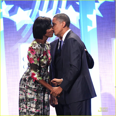 Barack Obama & Michelle Obama Attend CGI 2010 Photos