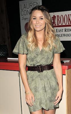 Lauren Conrad , American Actress