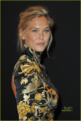 Bar Refaeli Roberto Cavalli Party During Paris Fashion Week