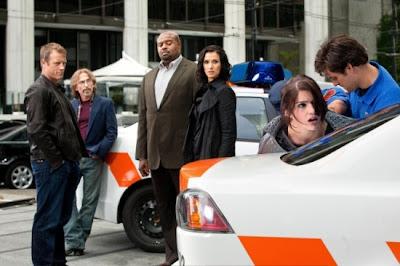 Human Target Season 2 Premiere , t.v show