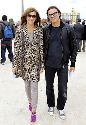 Christian Dior Show During Paris Fashion Week 2011