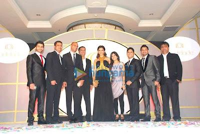 Deepika Padukone at Audelade jewelery launch