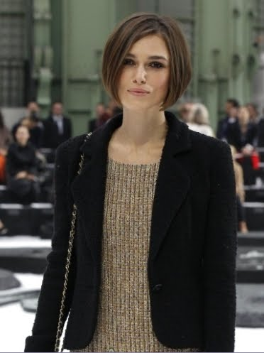 Keira Knightley Got A New Haircut. Love it or Hate it? Source.