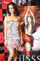 Mallika Sherawat Promotes Film Hisss Movie