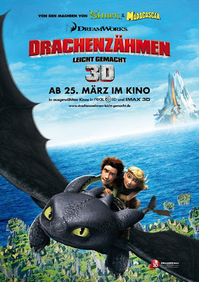 How to Train Your Dragon Poster 5