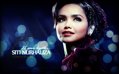 15 years of Siti Nurhaliza