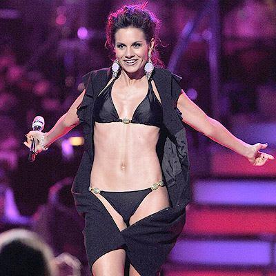 Kara DioGuardi in bikini