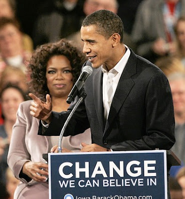 Obama and Oprah are aliens