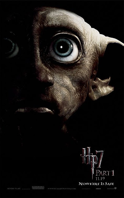 Harry Potter and The Deadly Hallows Part 1