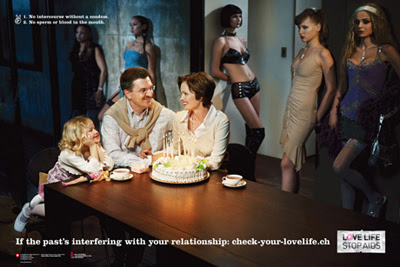 Condom Advertisement 25