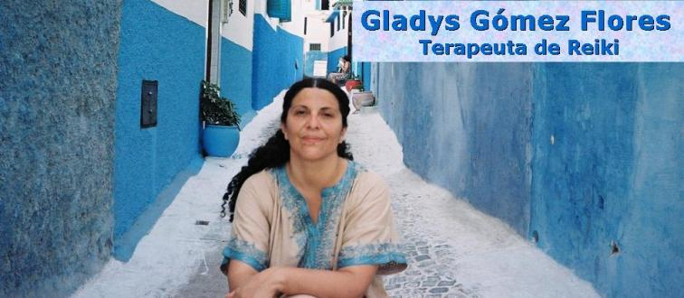 Gladys Gmez Flores - Terapeuta de reiki