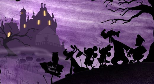 The Spooky Vegan: 31 Days of Halloween: Disney's Haunted Halloween