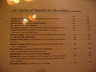 La tapa es lo primero el jard n - El jardin secreto restaurante madrid ...
