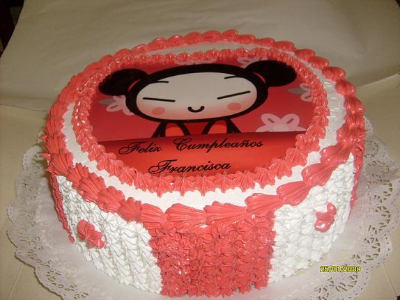 Tortas decoradas con el personaje favorito de tu hijo(a)