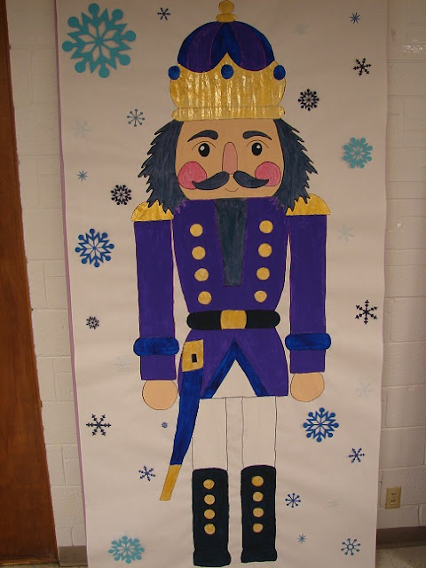 Christmas Nutcracker Coloring Pages