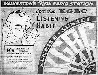 Houston radio history the 1940s part 3 the first for How far is waco texas from houston texas