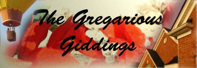 The Gregarious Giddings