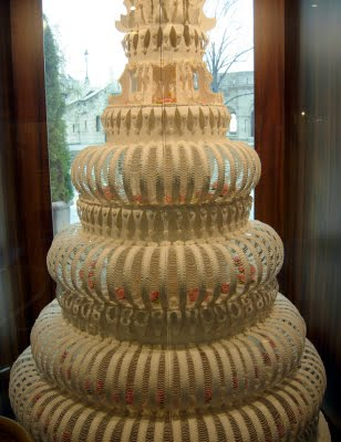 The Presurfer: 10 Over-The-Top Wedding Cakes