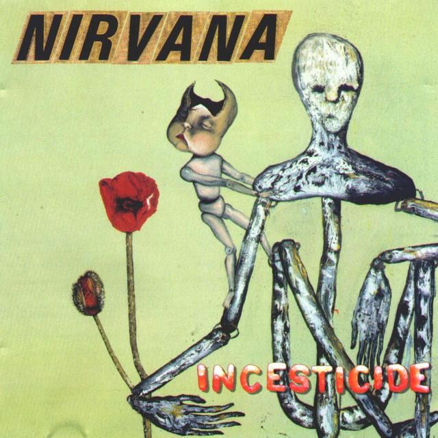 incesticide frontal Nirvana [Discografia 13 discos] 1 link