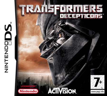 Transformers Decepticons DS