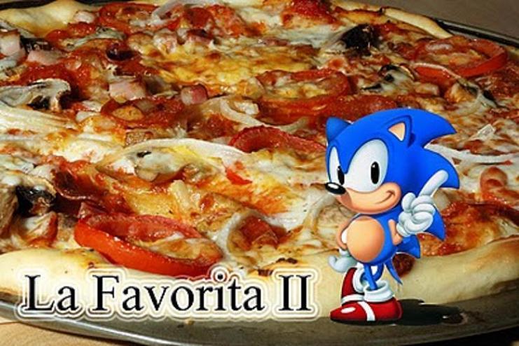 Pizzaria La Favorita