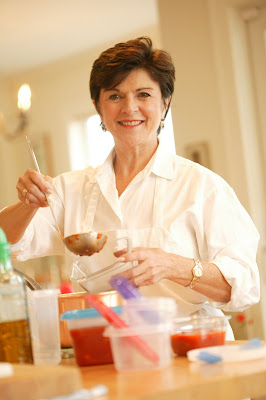 Nancy Verde Barr - Author & Chef - My Nonna in the Kitchen!