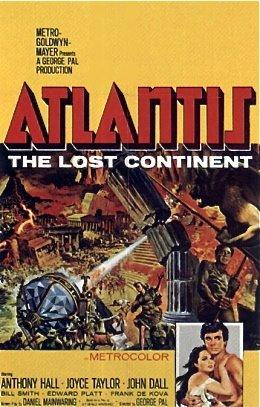 Atlantida: O Continente Perdido