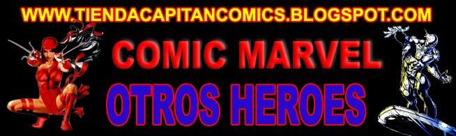 OTROS HEROES MARVEL