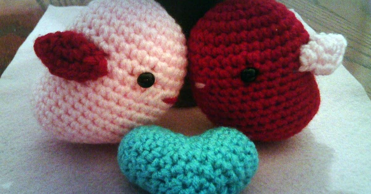 Amigurumi Crochet Animal Patterns : Amigurumi Love Birds for Valentines Day Curly Girls ...